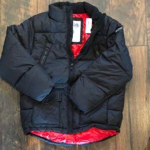 77 Kids  Boys Puffer Jacket Size 7/8 Small New